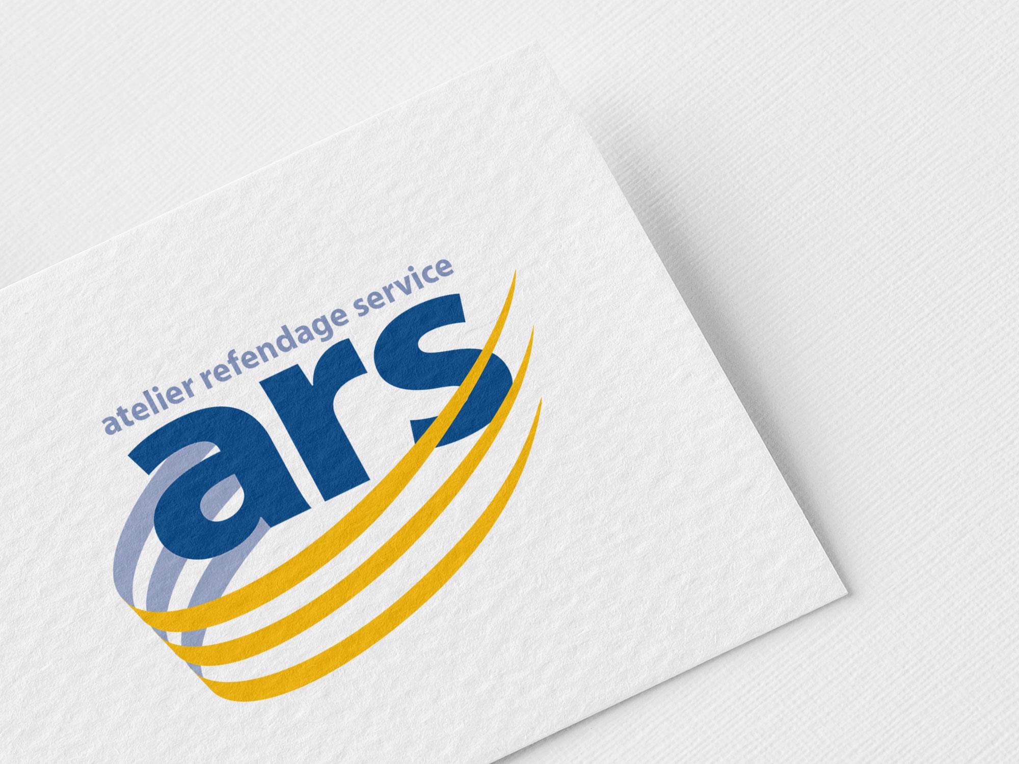logo ARS métal