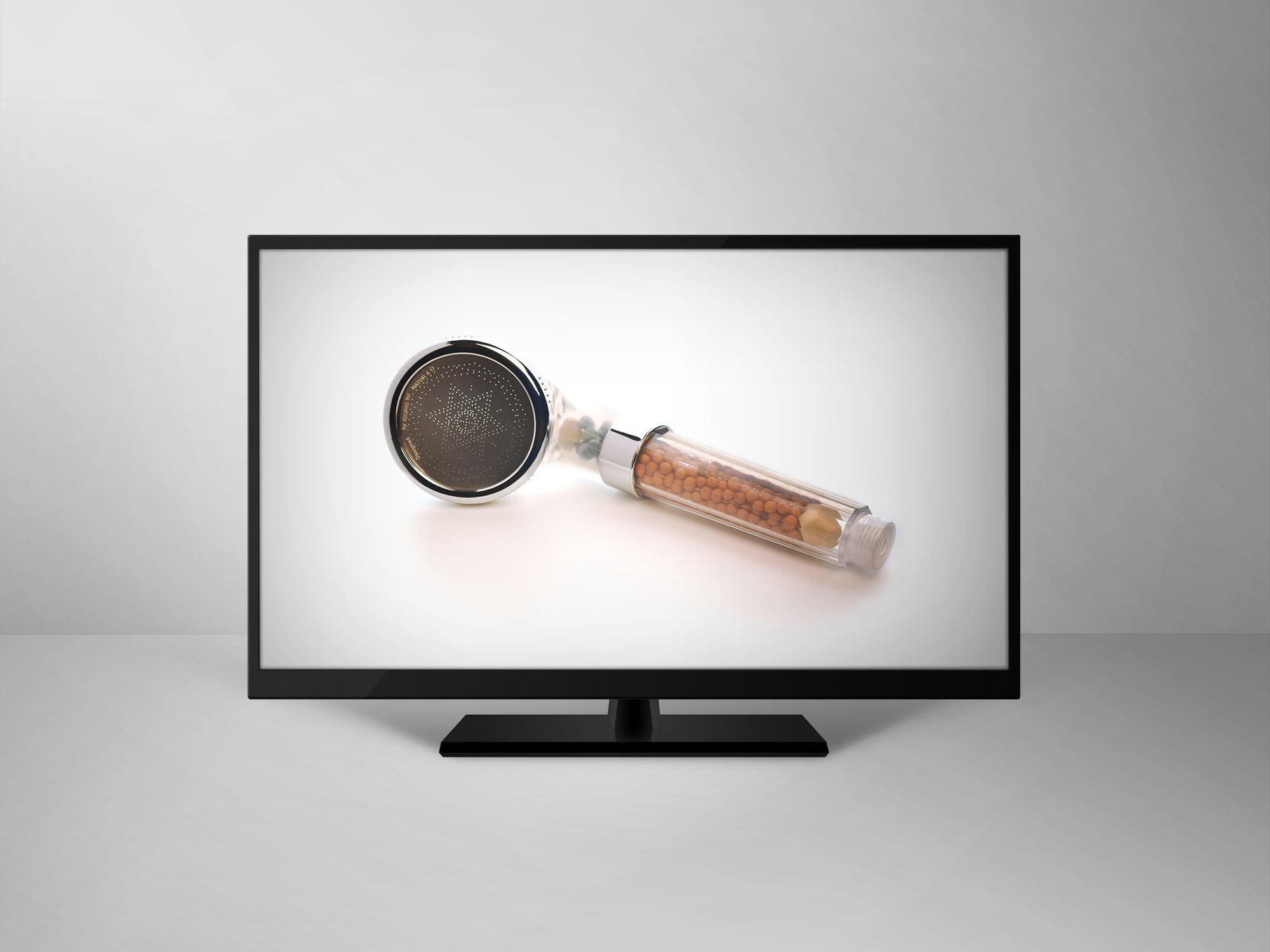 vidéo de produit à 360°