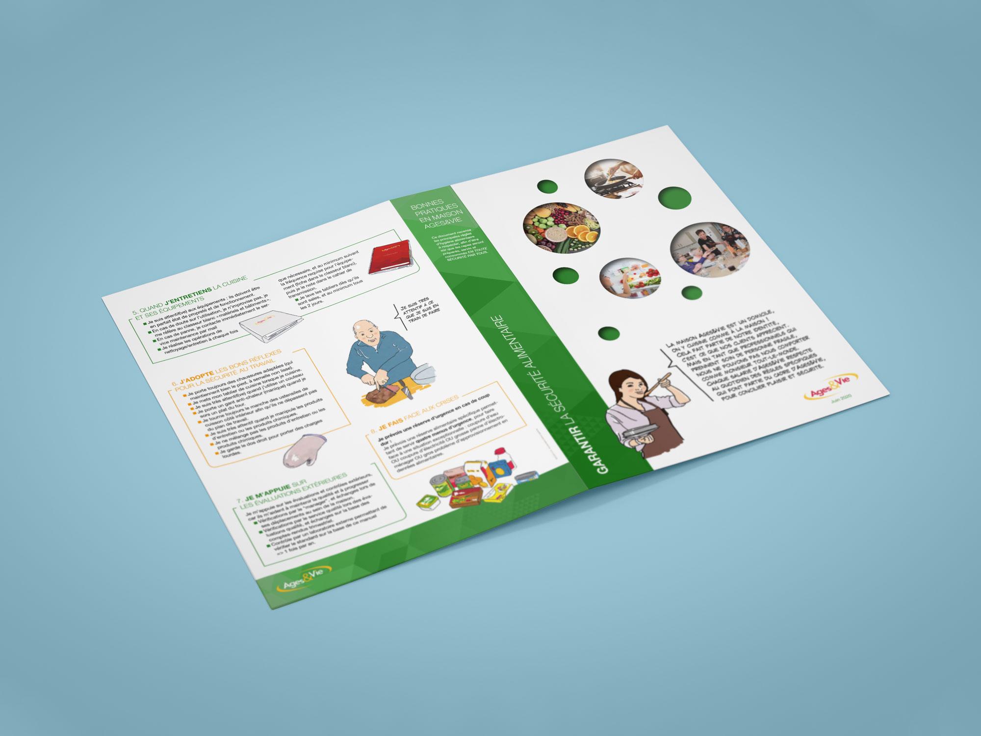 guide Ages&Vie - Garantir la sécurité alimentaire