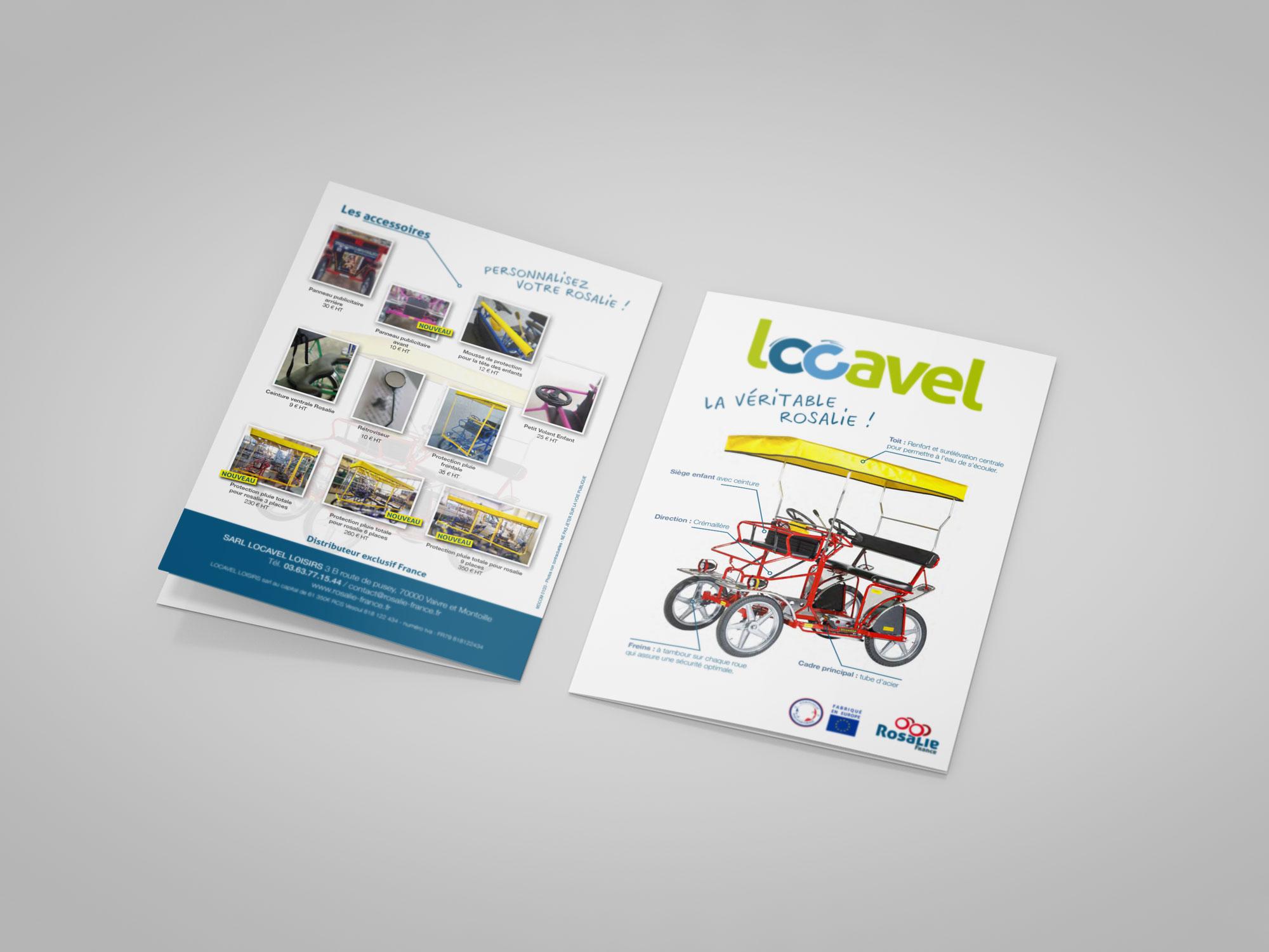 brochure tarif locavel