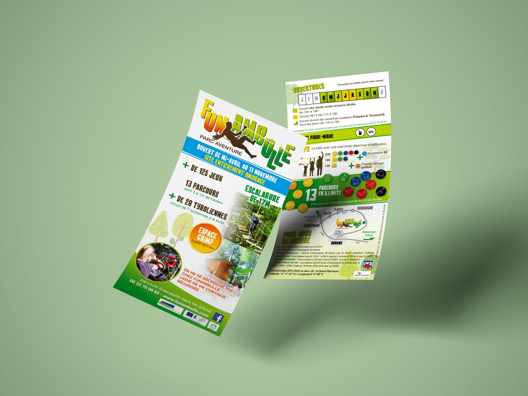 flyer Funambulle