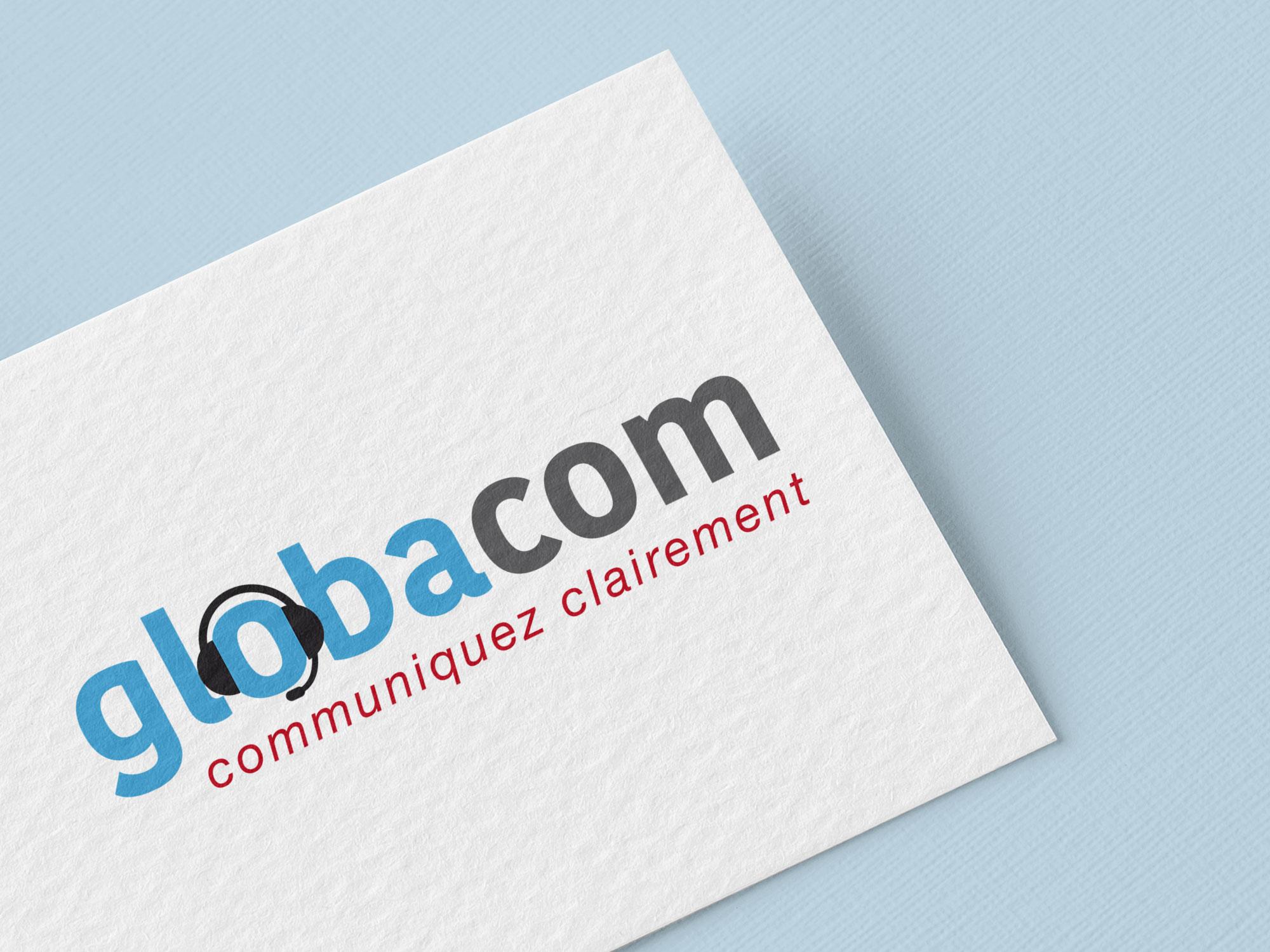 logotype Globacom