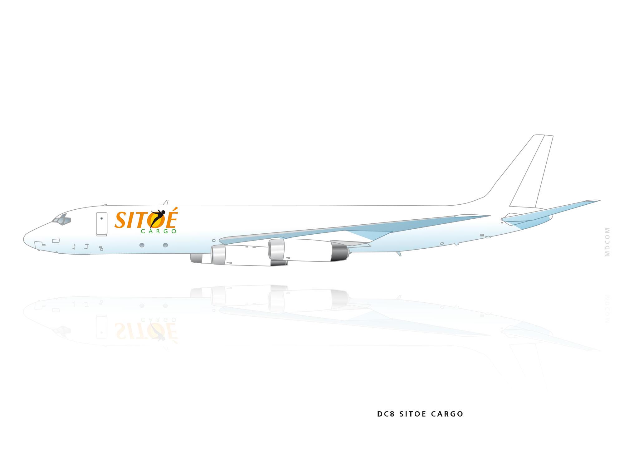 illustration DC8