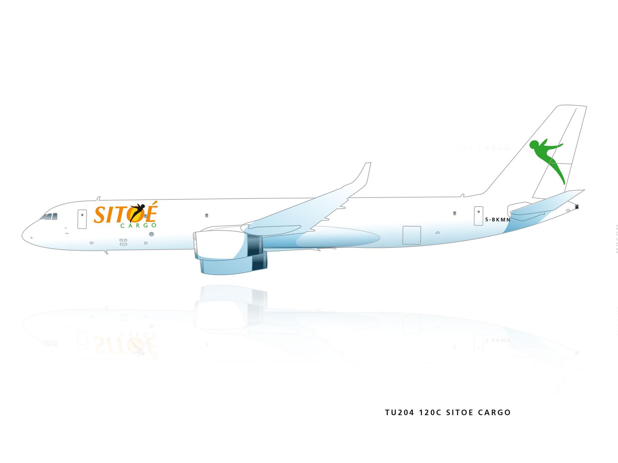 illustration TU204